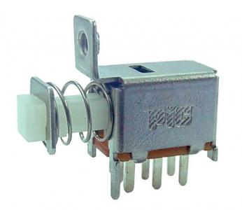 Self locking switch for power supply   NO/FFO   EX-006