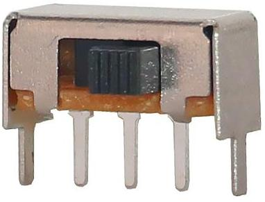 SK-12F014   horizontal slide switch (側柄滑動開關)